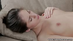 Teeny Lovers - Aruna Aghora - Sensual fuck and hot creampie