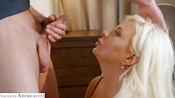 MyFriendsHotMom London Rose, Lucas Frost - Hot Milf London Rose loves young cock